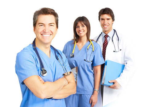 group-of-medical-professionals